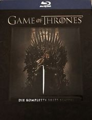Blu-Ray-Komplette 1 Staffel von Game