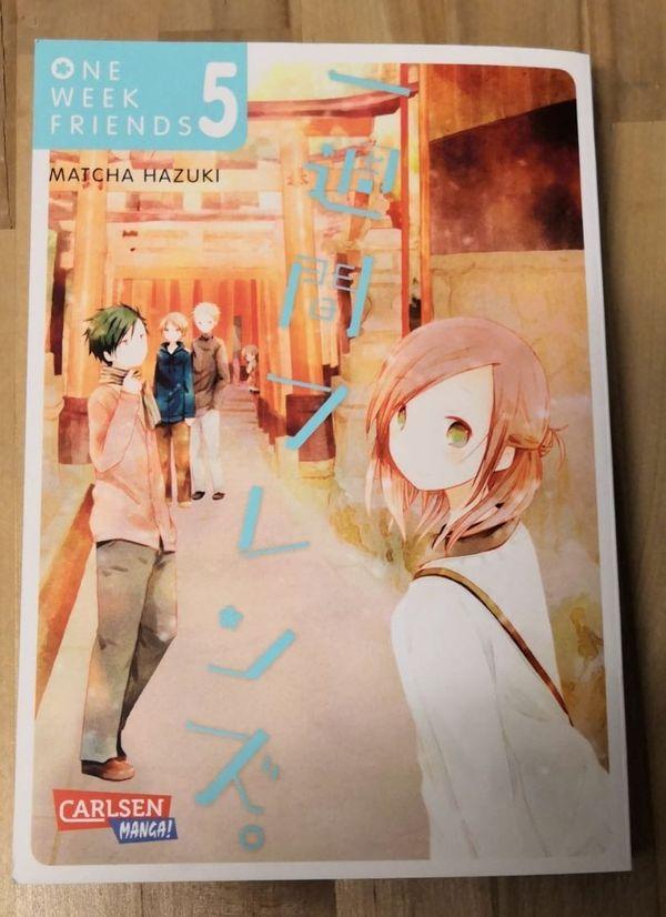 One week friends 5 Manga