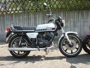 Zweitakt-Liebhaber sucht zum fahren Motorrad