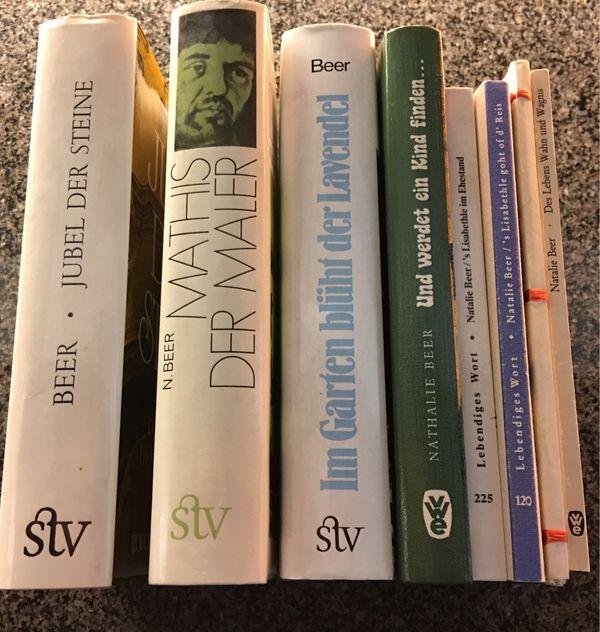 Natalie Beer - 8 Bücher