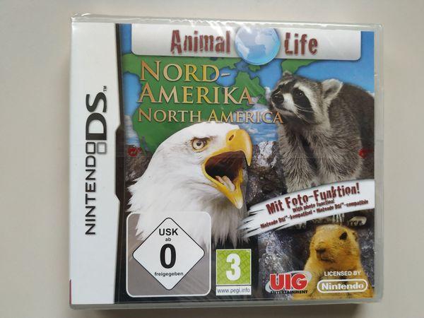 Animal Life Nordamerika