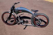 E-Bike Cruiser Elektrofahrrad 250 Watt
