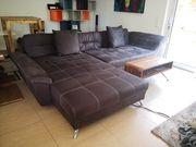 Sehr bequeme und hochwertige Couch