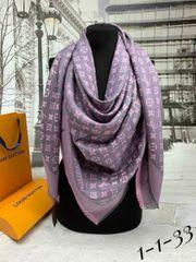 Louis Vuitton Monogram Schal Tuch