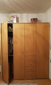 PAIDI Schrank 4-türiger Kleiderschrank oder