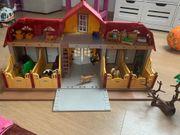 Playmobil Großer Reiterhof set - 5221