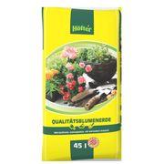 Graberde Blumenerde Qualitätsblumenerde Nährstoffreich atmungsaktiv