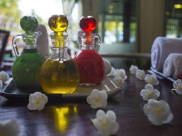 Wellness Massage Kosmetik