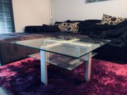 Glastisch Couchtisch Glass Table