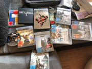 PS3 Spiele Verschiedene