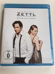 Zettl Blu Ray