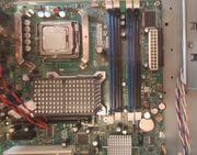 Computer PC ausgeschlachtet Corsair RAM