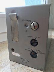 TAB V76 120 Röhrenvorverstärker in