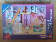Verkaufe Mädchen-Puzzle Belvilla