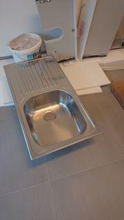 Edelstahlspüle für Kücheneinbau BLANCO TIPO