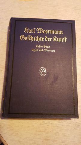 Komplette Sammlungen, Literatur - Geschichte der Kunst 4 Bände