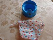 Spielzeug Puppen-Nachttopf und Windel Kunststoff
