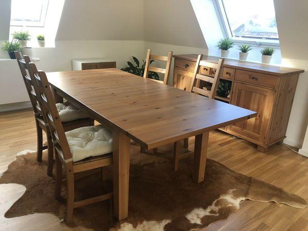 Esstisch Set IKEA Störnas Kaustby