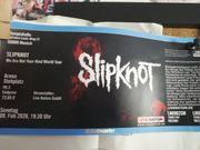 Verkaufe Slipknot Karte Stehplatz München