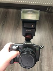 Canon EOS 600 Licht