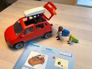 Playmobil Konvolut Autos Familienauto 5436