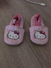 Verkaufe rosa Hello Kitty Baby