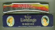 HOHNER Mundharmonika Unsere Lieblinge -