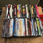 ca 40 DVDs Sammlung Konvolut