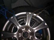Winterreifen auf LM-FELGEN für Mazda
