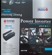 Spannungswandler - Power Inverter - Neu