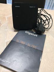 Siemens Gigaset SL 785 Basisstattion