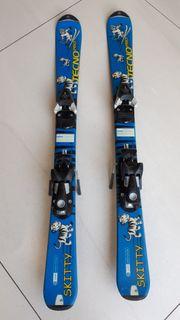 Ski blau Tecno pro Tiger
