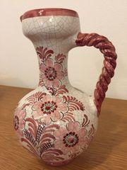 sehr schöner alter Keramik Krug