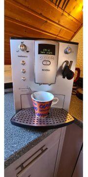 Nivona CafeRomatica Typ 666 Kaffeemaschine