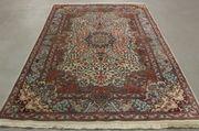 Antik handgeknüpfter Orientalisch Teppich 205
