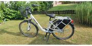 Fischer Alu-City E-Bike 28er