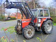 Schlepper Traktor MF 274 mit