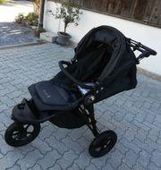 city elite baby jogger
