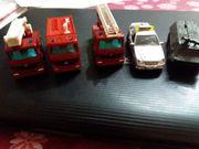 Spielzeugautos - Siku Majorette und andere