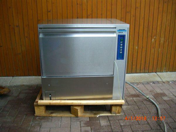 Spülmaschine WINTERHALTER GSR 36