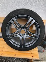 Mercedes Kompletträder