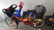 Kinder-Fahrrad Cross City Mountainbike Design