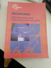 Fachkunde Industrieelektronik Informationstechnik 9783808532492