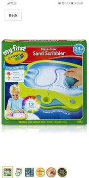 sand scribbler