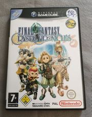Final Fantasy Crystal Chronicles Nintendo