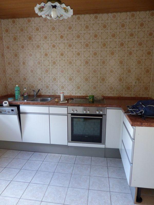 Komplette Küche L-FORM mit SIEMENS