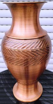 Vase Kupfer