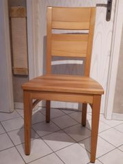 Stühle in Buche massiv als