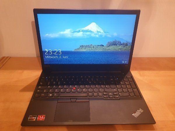 Laptop Lenovo E 595