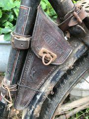 Trumpf-Retrorad von ca 1936 Original-Werkzeugtasche